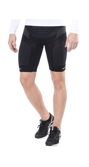 X-Bionic Running TWYCE Pants Short Men Black/Anthracite